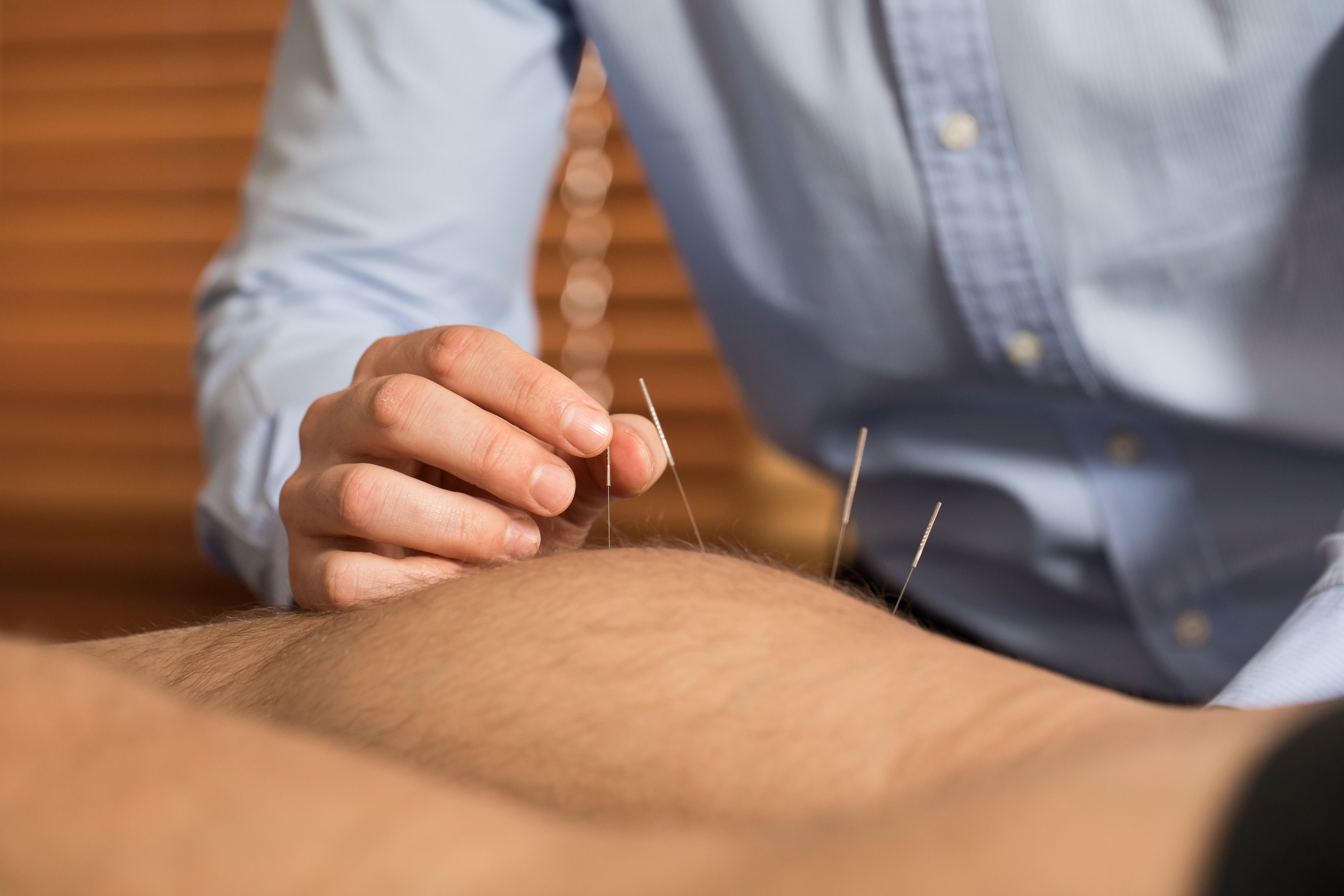 Massage & Acupuncture Therapy